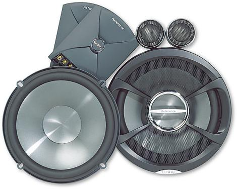 "Infinity 6010cs Car Audio 6 1/2"" Component Speaker System New"