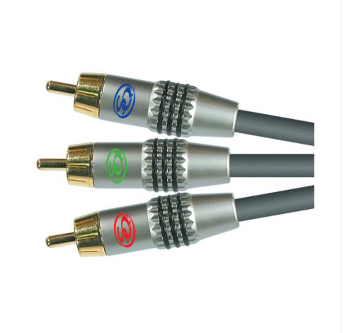 Sound Quest By Stinger SQ75409 Component Video 9Ft Cable