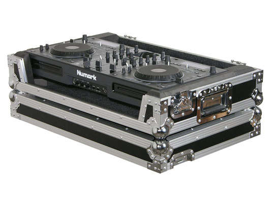 Odyssey FZMIXDECK Flight Zone DJ Controller Case for Numark Mixdeck