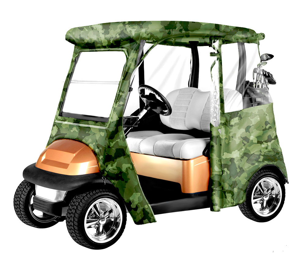 Armor Shield Club Car Precedent Golf Cart Enclosure