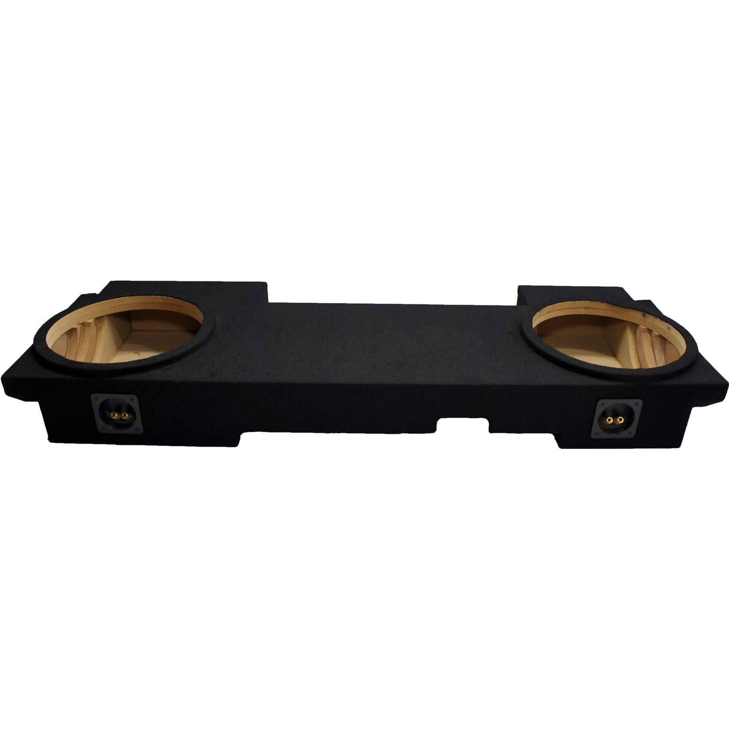 2002-2013 Cadillac Escalade Ext Car Audio Custom Dual 12 U0026quot  Subwoofer Enclosure Sub Box