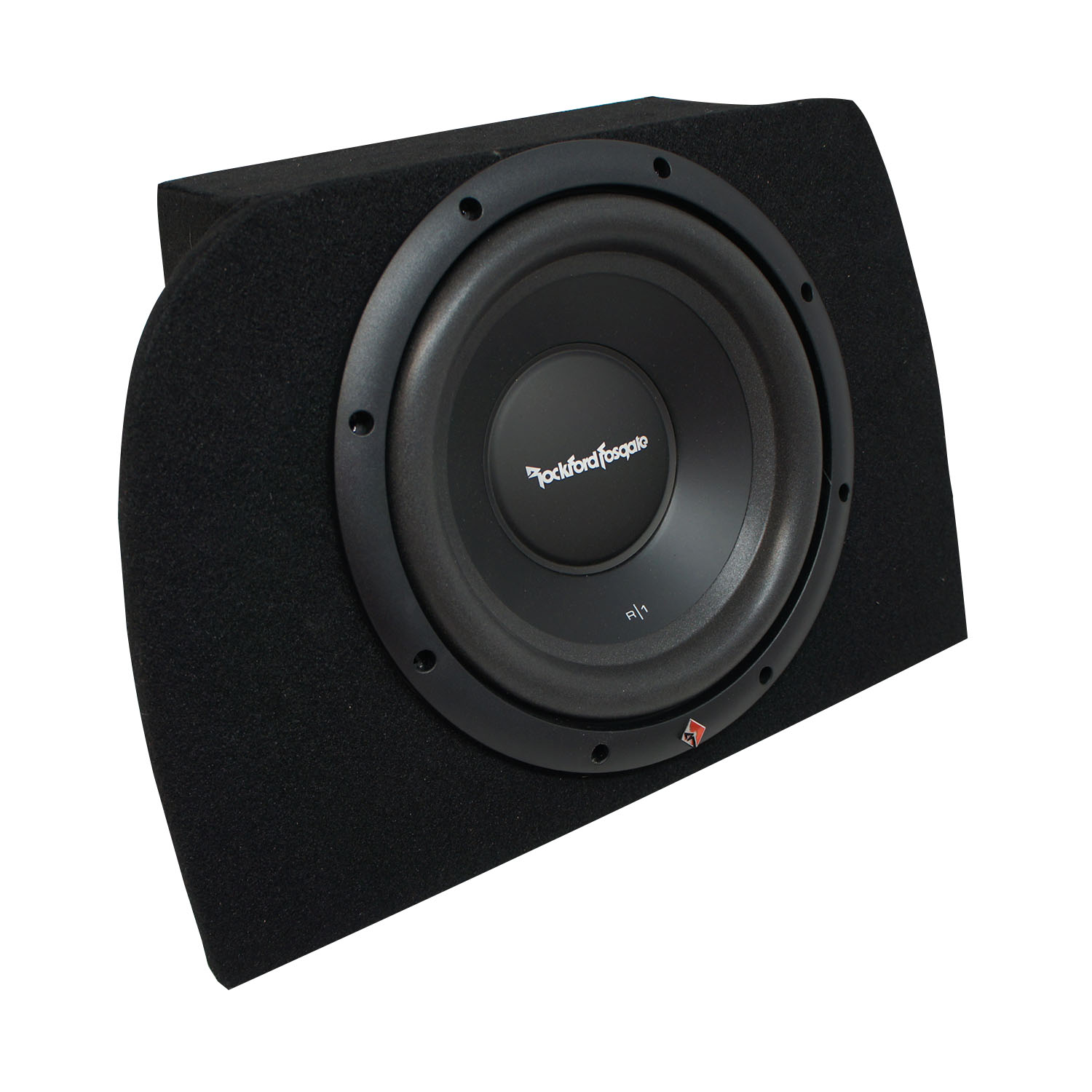 "1990-2005 Mazda Miata MX-5 Convertible Rockford Prime R1S410 Single 10"" Sub Box Enclosure - Final 4 Ohm"