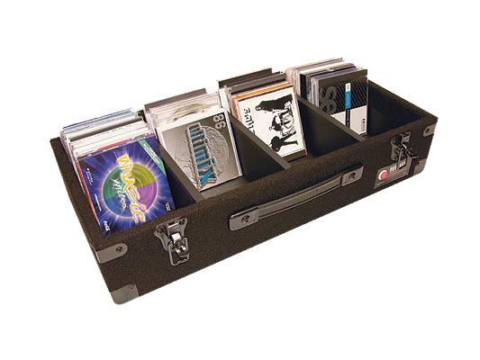 Odyssey Cases CCD300E Classic Carpeted CD Case