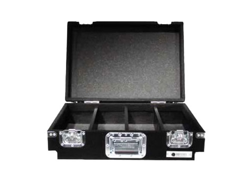 Odyssey Cases CCD450P Classic Carpeted Pro DJ Cd Case