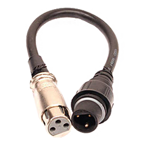 Elation ELAR R DMX 1 DMX - Out First Cable One Foot