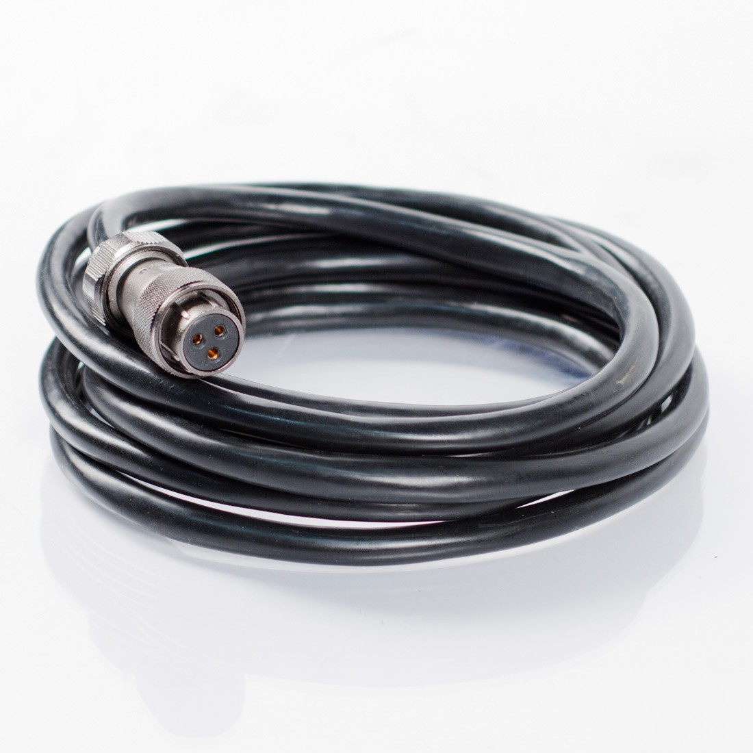 Elation EVLED6PCEX 6 Foot Power Extension Cable 3-Pin Male to 3-Pin Female
