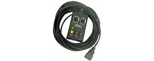 Eliminator Lighting EF-TRM Fog Machine Timer Remote with Cable & On/Off Buttons