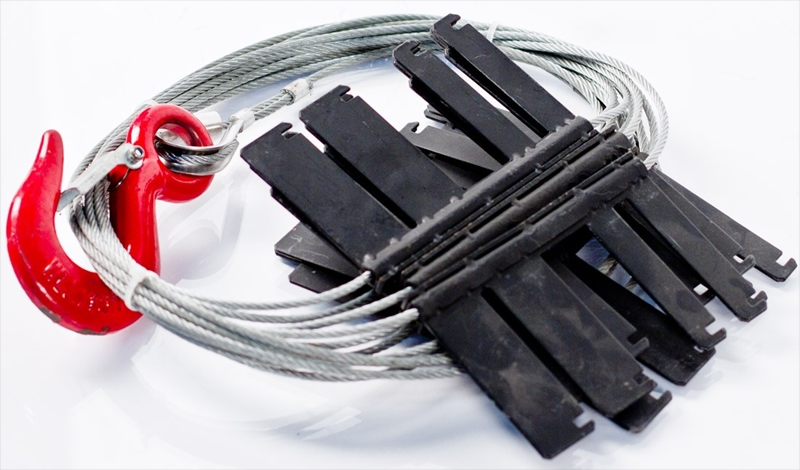 Elation EVLED11RC 3 Meter Steel Rigging Cable Accessory for EV Series Panels