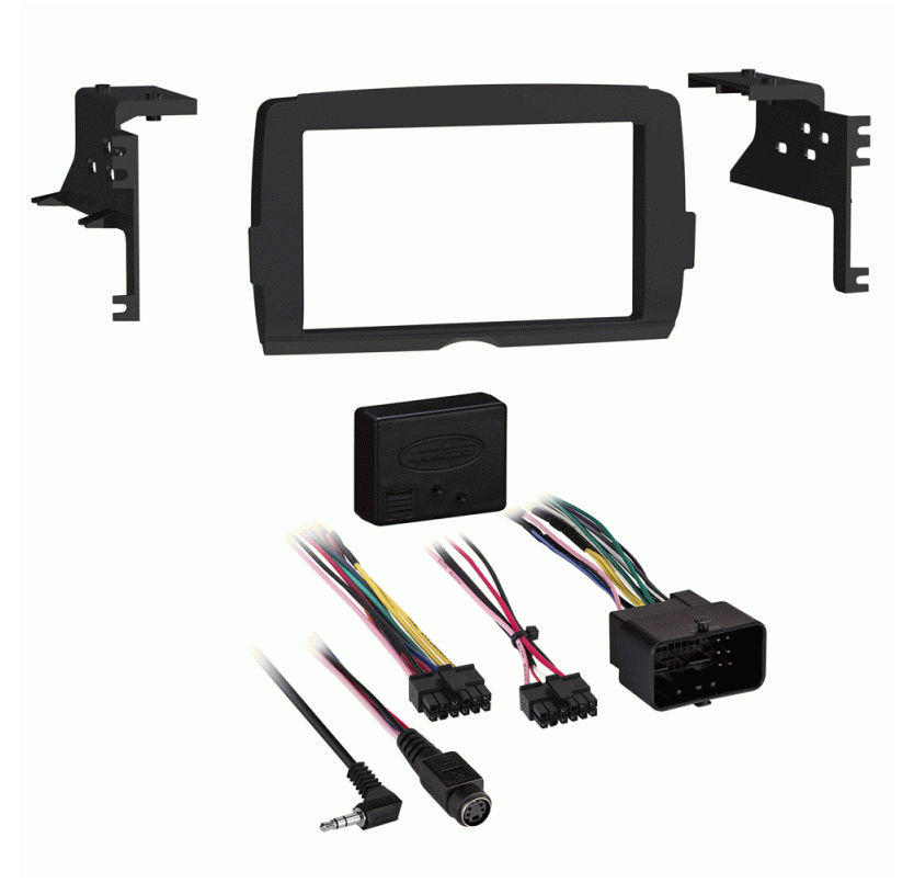 Metra 95-9700 2014-2019 Harley Davidson Motorcyle Double DIN Radio Stereo Kit