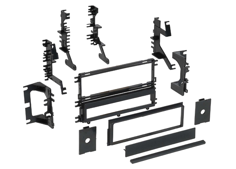 Metra 99-7001 Installation Multi-Kit for Select 1990-2005 Dodge / Eagle / Mitsubishi / Plymouth Vehicles