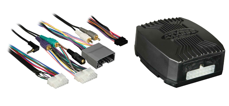 Axxess CHTO-03 Amplified Data Interface Harness for Select 2007-Up Chrysler / Dodge / Jeep / Mitsubishi Vehicles