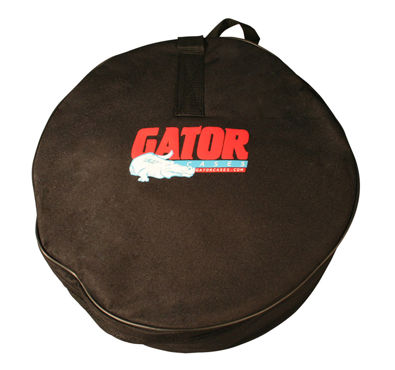 """Gator Cases GP-1405.5SD 14""""X5.5"""" Padded Snare Bag Standard Series"""
