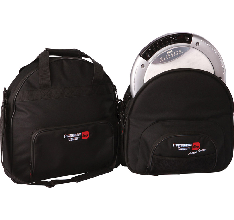 """Gator Cases GP-16-PC 16"""" Diameter Percussion Controller Bag for Round Controllers"""