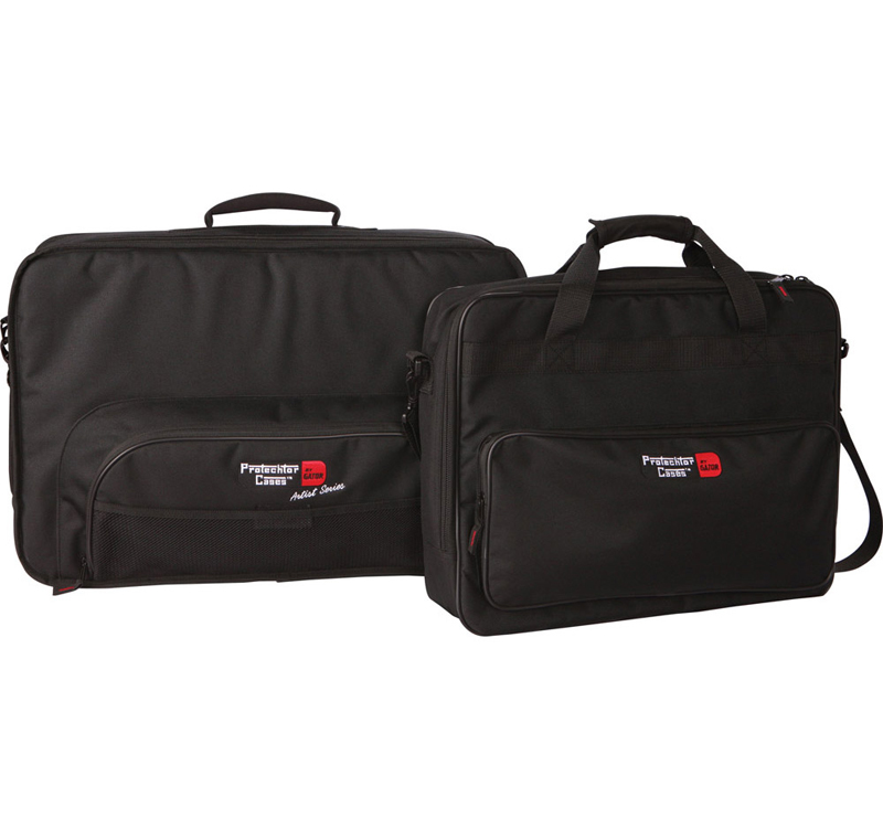 """Gator Cases GP-ART-2214PC 22""""X14"""" Diameter Synthetic Wool Liner Percussion Controller Bag For Rectangular Controllers with G-FLEX Protection"""