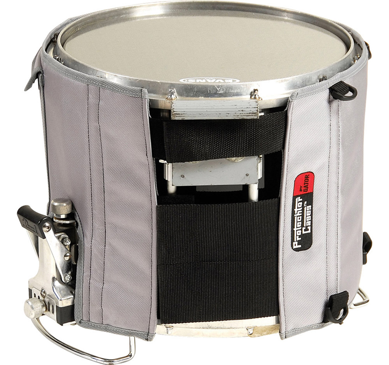 """Gator Cases GP-MDC-26BD Bass Drum Cover with the size of 14"""" X 26"""" 1680D"""