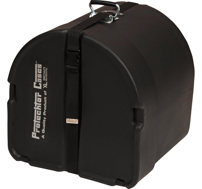 """Gator Cases GP-PC1208 Tom Drum Case Classic Series 12"""" Wide and 8"""" Deep"""