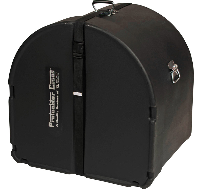 "Gator Cases GP-PC2014MBD Classic Series Marching Bass Drum Case 20"" x 14"""