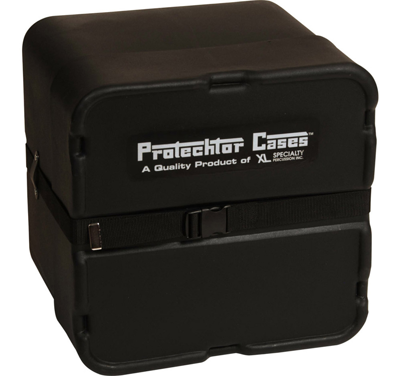 Gator Cases GP-PC317 Black Molded Timbales Case Water-Resistan - New Return