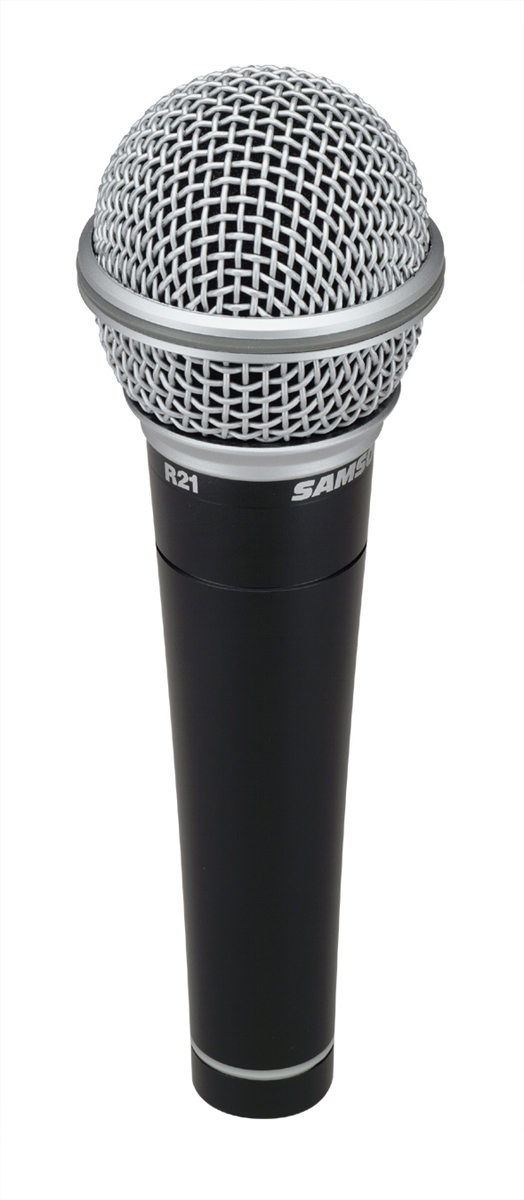 samson r21 dynamic cardioid handheld vocal recording mic in 3 pack sar21 new ebay. Black Bedroom Furniture Sets. Home Design Ideas