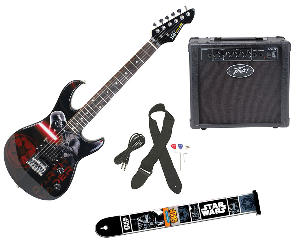 Peavey Star Wars Empire Darth Vader Rockmaster 3 4 Student
