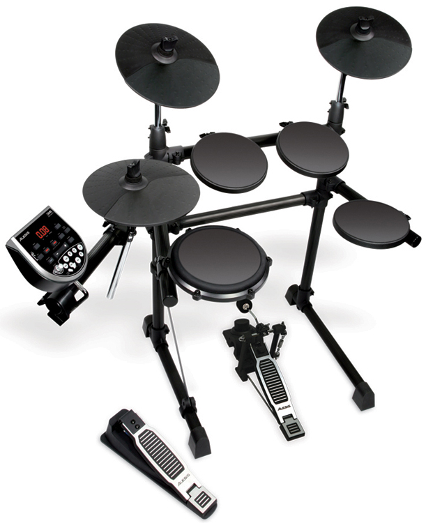 Electronic Drum Sets DM6 USB Session Kit detailed image 1 alesis dm6 usb session kit electronic drum set dm6 usb session kit alesis dm6 wiring harness at soozxer.org