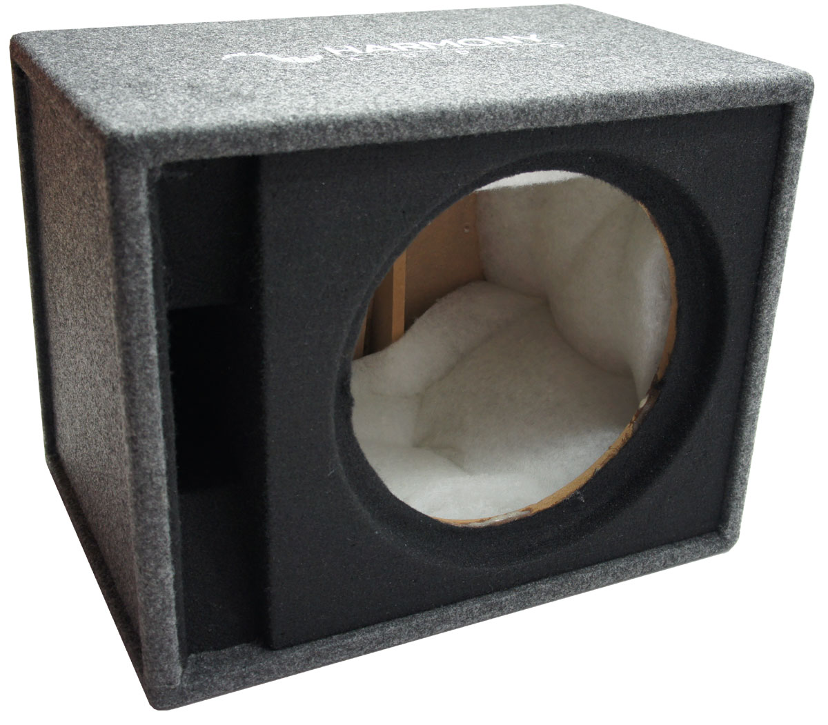 Harmony Audio HA-E112 Single 12 Empty Vented Port Sub Box Unloaded Enclosure New