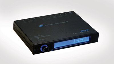 DG-7Q 7 Band Equalizer from Power Acoustik