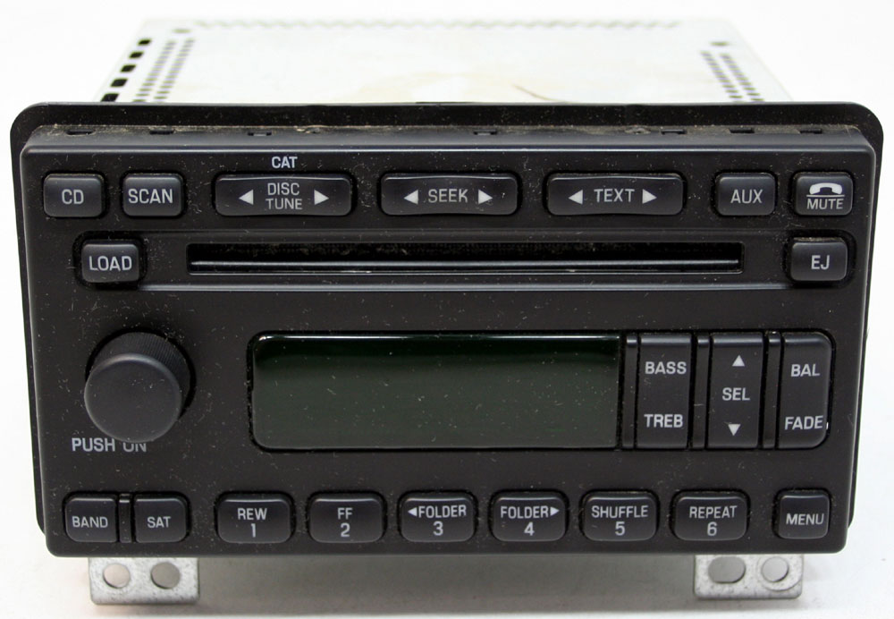 Ford Expedition 2005 Factory Stereo 6 Disc Changer Cd Player Oem Radiorhhifisoundconnection: Ford Expedition Radios At Gmaili.net