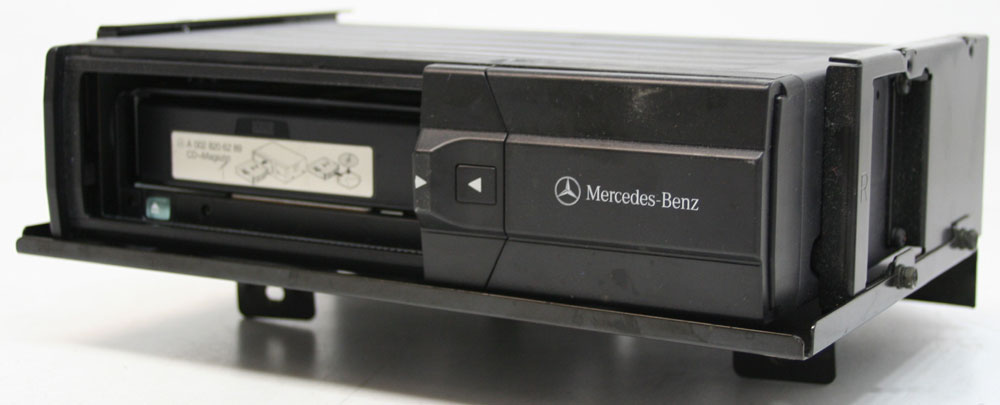 Merceds benz c280 1994 1998 oem stereo 6 disc changer cd for 1994 mercedes benz c280 problems