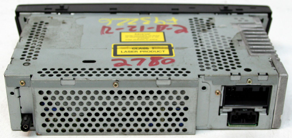 Jaguar Xtype 20022003 Factory Amfm Cd Player Oem Radio Rhhifisoundconnection: 2003 Jaguar X Type Radio At Elf-jo.com
