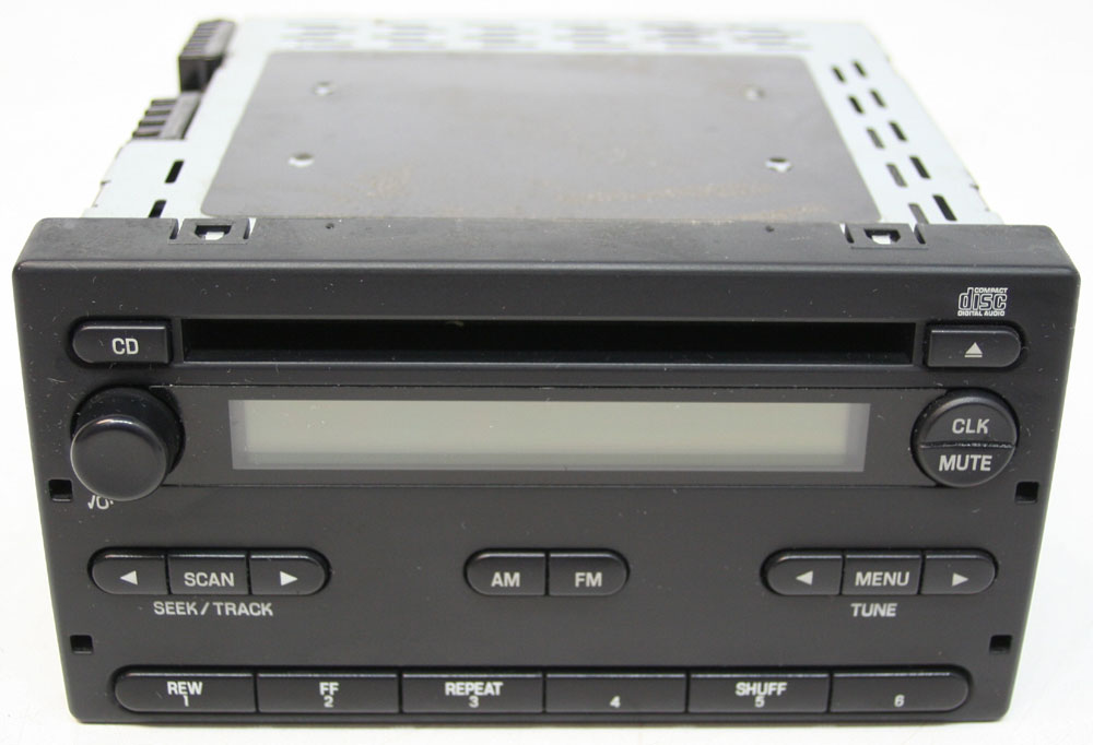 Ford Ranger 2005 Factory Stereo AM/FM CD Player OEM Radio 5L5T18C869AA