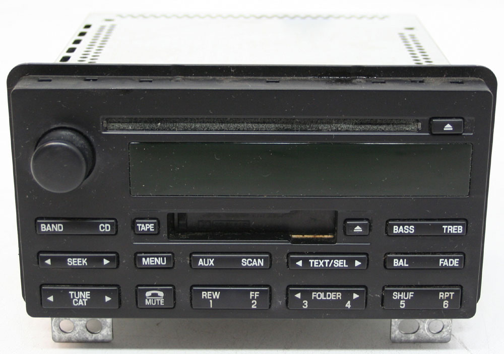 Ford Expedition 2005 2006 Factory Stereo AM/FM Tape & CD Player OEM Radio