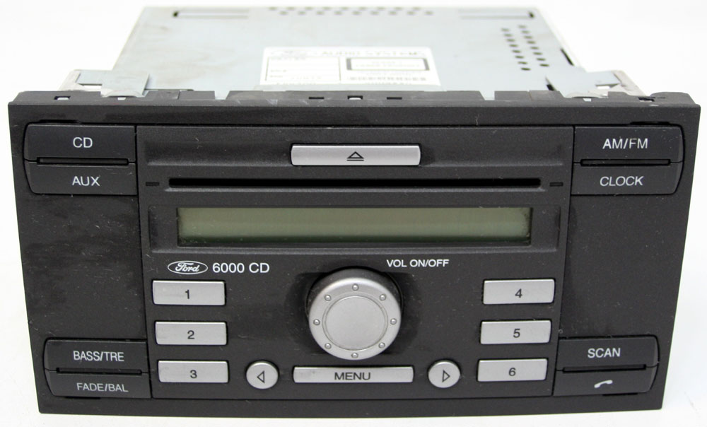 Ford Tansit Connect 2010-2011 Factory Stereo AM/FM CD Player OEM Radio