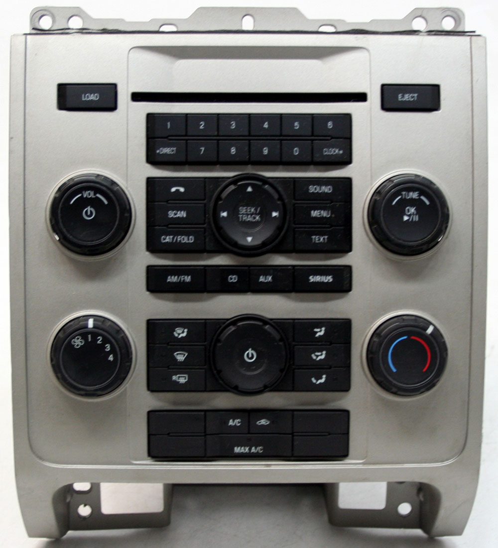Ford Escape 2011-2012 Factory Stereo MP3 CD Player OEM Radio BL8T19C157AB