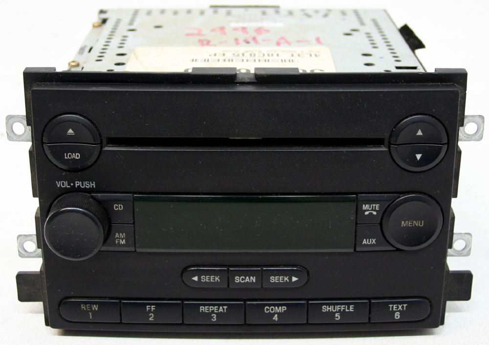 ford f 150 truck 2004 2005 factory stereo 6 disc changer 1948 ford f1 for sale