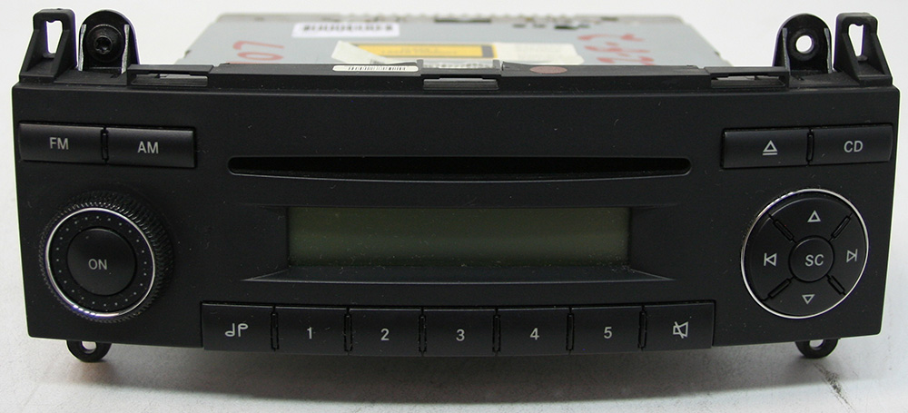 Dodge Sprinter 2007-2009 Factory Stereo AM/FM CD Player OEM Radio