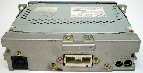 2002 Mitsubishi Mirage Factory AM/FM Stereo CD Player - R ...