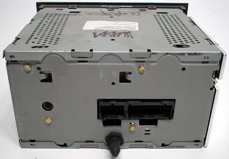 2005 Buick LaCrosse Factory AM/FM Radio Cassette Tape CD Player ... 2001 buick lesabre radio wiring diagram HiFiSoundconnection