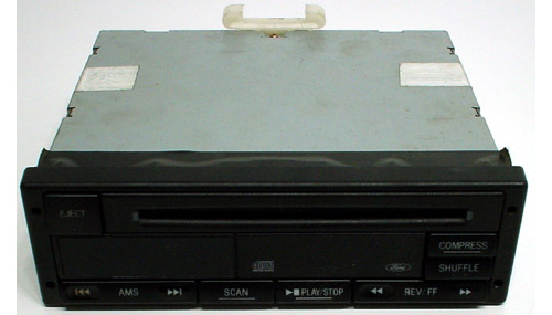 1992-1995 Ford Taurus Factory OEM CD Player Radio