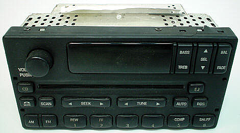 Factory Stereo R 2008 detailed image 1 1999 2004 ford f 150 factory oem stereo cd player radio r 2008 yl3f-18c869-ab wiring diagram at mifinder.co
