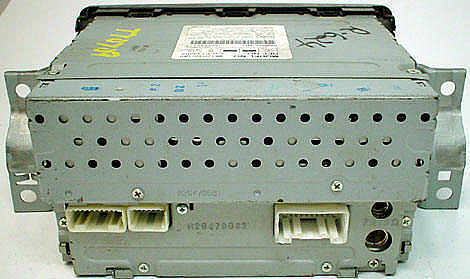 Factory Stereo R 2022 1 detailed image 2 2004 2006 toyota tundra factory jbl 6 disc changer cd tape player  at readyjetset.co