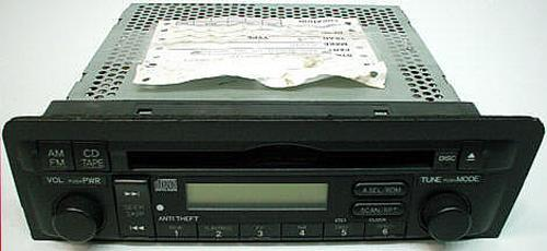 2004-2005 Honda Civic Sedan Factory AM/FM CD Player Radio