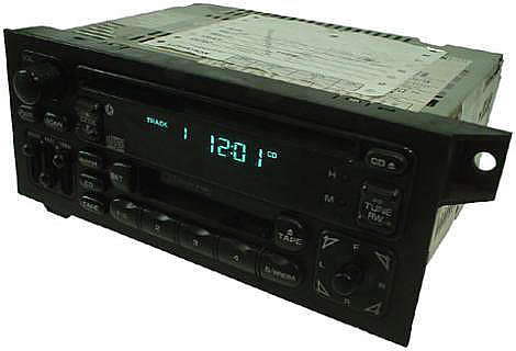 1997-2001 Dodge Ram 1500 Factory Stereo Tape CD Player Radio