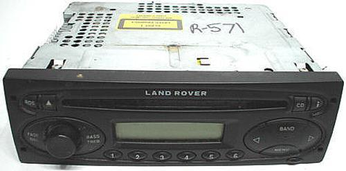 20032004 Land Rover Discovery Oem Factory Cd Player Radio R20931rhhifisoundconnection: 2004 Land Rover Discovery Radio At Elf-jo.com