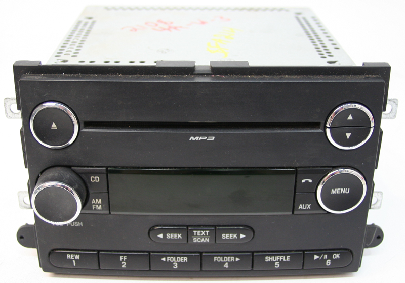 2008 Ford Mustang Factory Stereo Oem Am  Fm Cd Player Radio