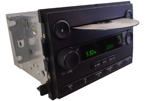 20042005 Ford Freestar Factory Cd Changer For Oem Radio R Rhhifisoundconnection: Ford Factory Radio Fuse At Gmaili.net