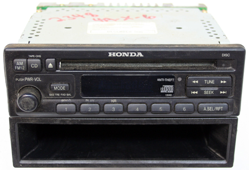 94 95 96 97 Honda Accord SE Coupe Factory AM/FM Stereo OEM ...