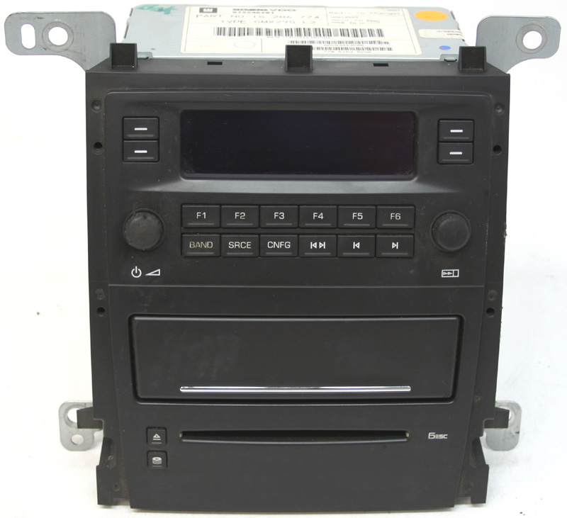 Factory Stereo R Detailed Image