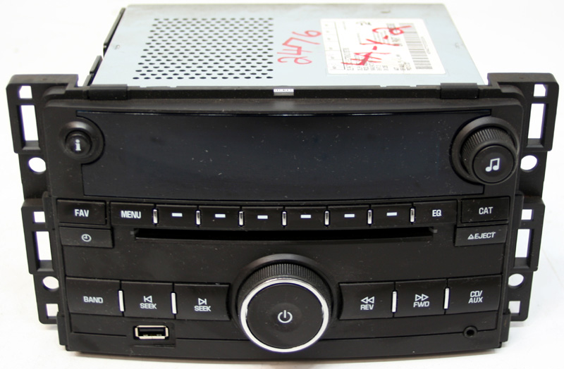 20092010 Chevy Cobalt Factory Stereo Mp3 Cd Player Oem Radio W Rhhifisoundconnection: 2007 Cobalt Radio Problems At Elf-jo.com