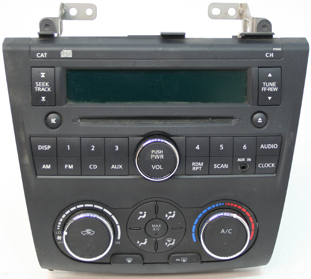 Aliexpress Com Buy Car Factory Radio Stereo Auxillary: 2010-2012 Nissan Altima Factory Stereo AM/FM CD Player AUX